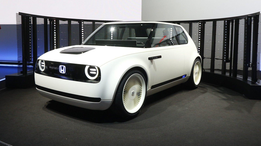 honda teases new electric concept ahead of official debut. Black Bedroom Furniture Sets. Home Design Ideas