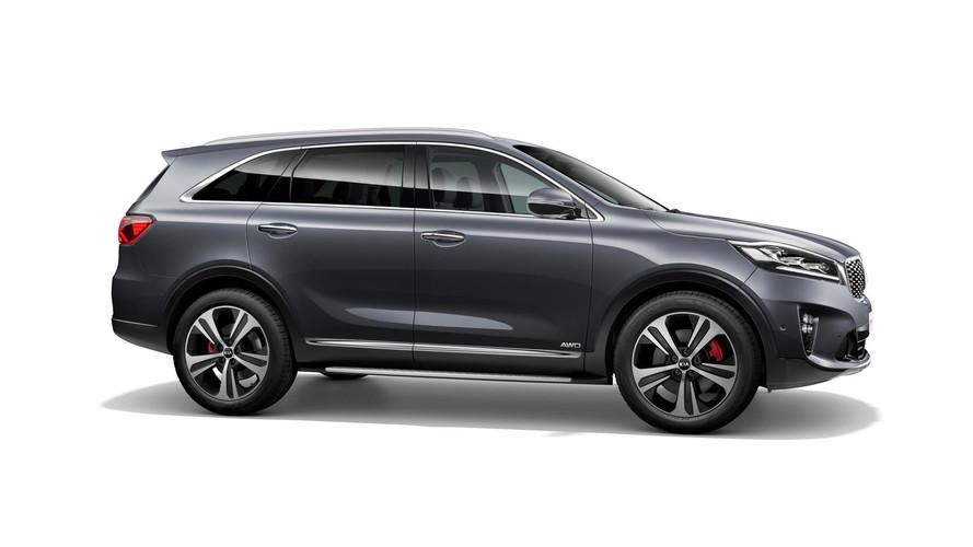 2018 Kia Sorento facelift