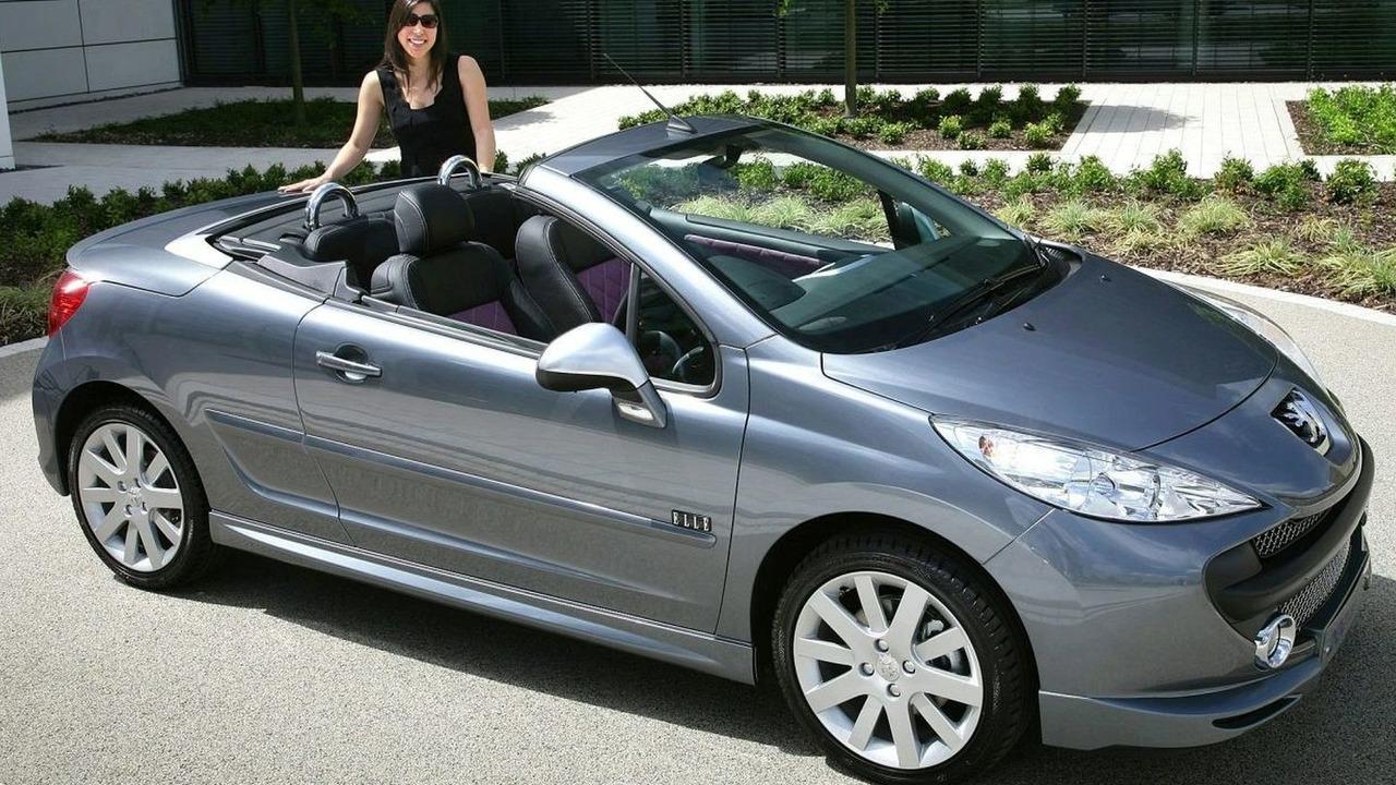 Peugeot 207 CC Elle Special Edition