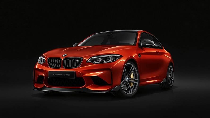 El BMW M2 CS 2018 podría entregar 410 CV