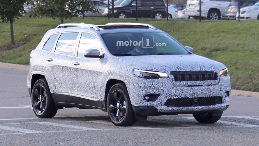 2018 Jeep Cherokee, Wrangler'ın 2.0 turbo motorunu kullanabilir