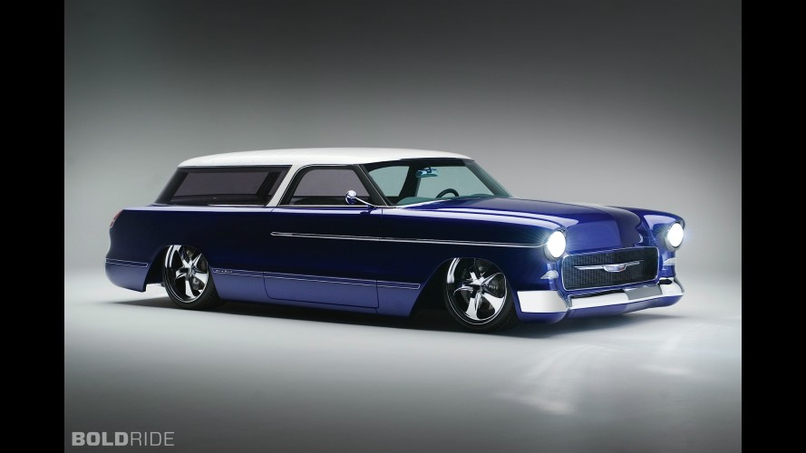 Chevrolet Newmad Nomad