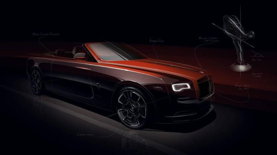 Rolls-Royce, Wraith ve Dawn'a özel bir seri ekliyor