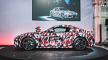 Toyota Supra - Encontro de gerações