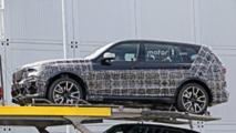 BMW X7 en photos espion
