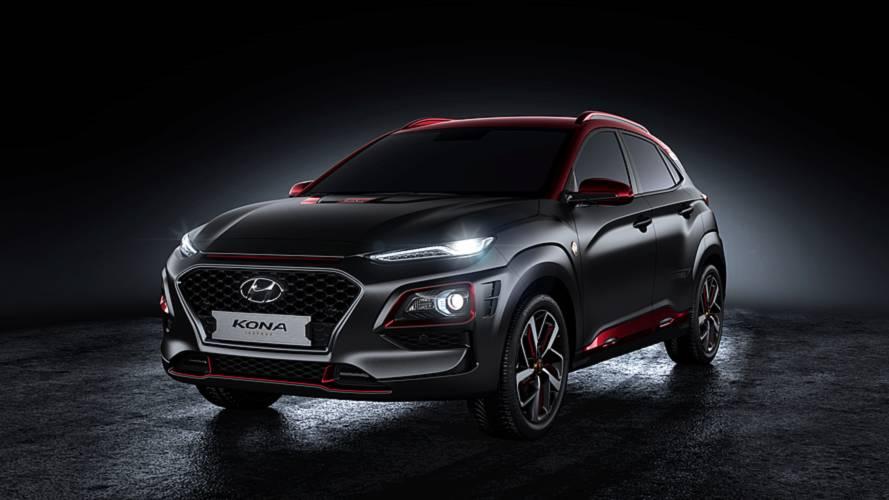 Hyundai Kona Gets Iron Man-Inspired Makeover