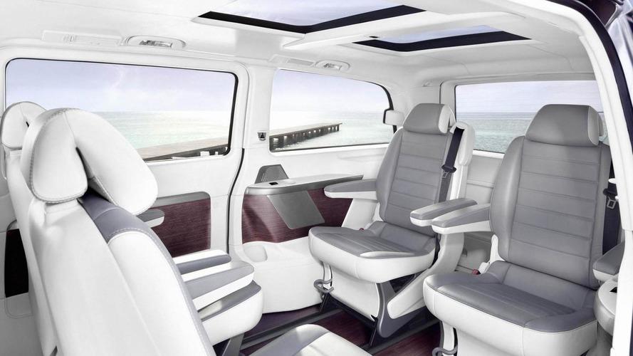 Mercedes Viano Vision Pearl concept announced