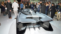 Faraday Future FFZERO1 concept at CES 2016