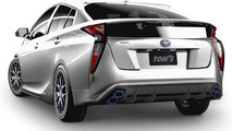 Does this Toyota Prius sporty body kit make any sense?