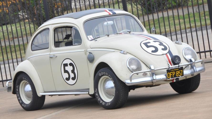 Original Herbie grabs $86,250 at auction