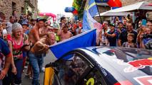 La messe du rallycross à Lohéac