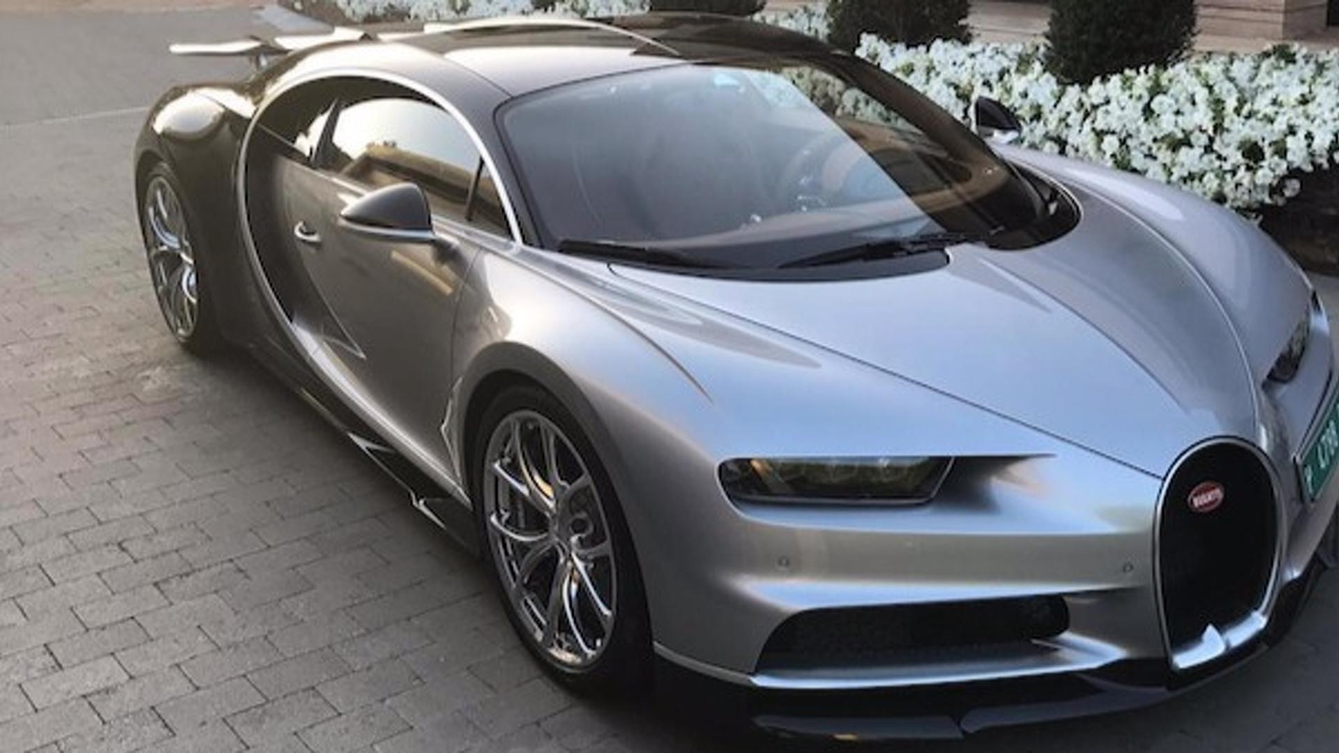 cristiano-ronaldo-bugatti-chiron Inspiring Bugatti Veyron Vs Lamborghini Gallardo Cars Trend