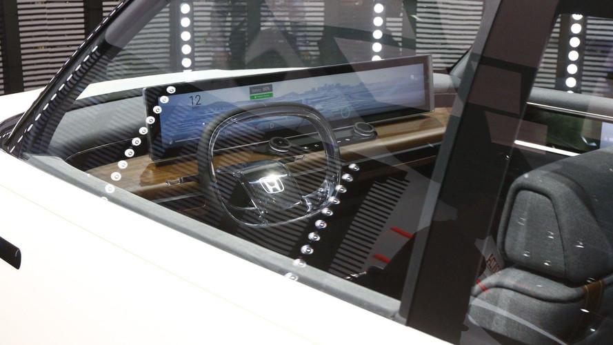Honda Urban EV Concept official images