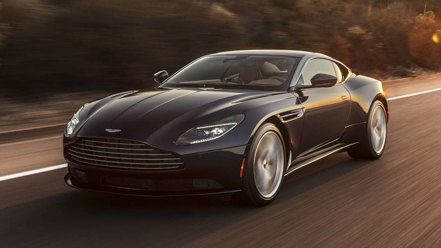 2018 Aston Martin DB11 V8: First Drive