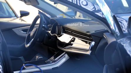 A8-ra hajazó utasteret kap az Audi Q8 sorozatgyártott változata