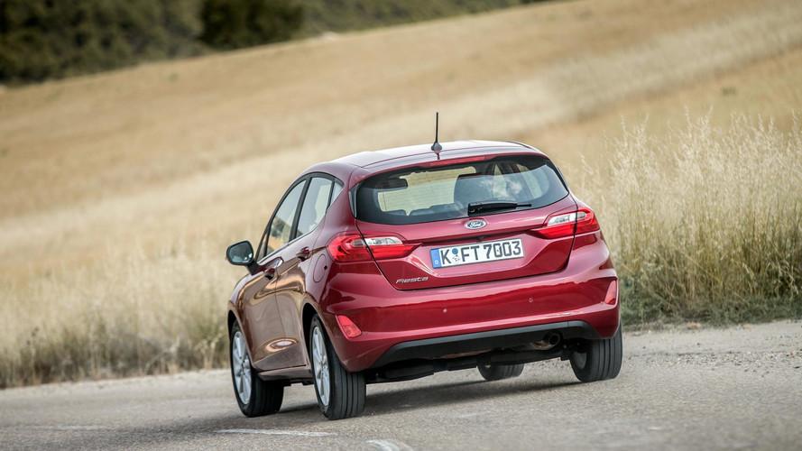 2017 Ford Fiesta 1.0 EcoBoost Titanium