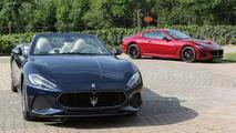 Maserati GranCabrio Sport MY18 ve GranTurismo MC MY18