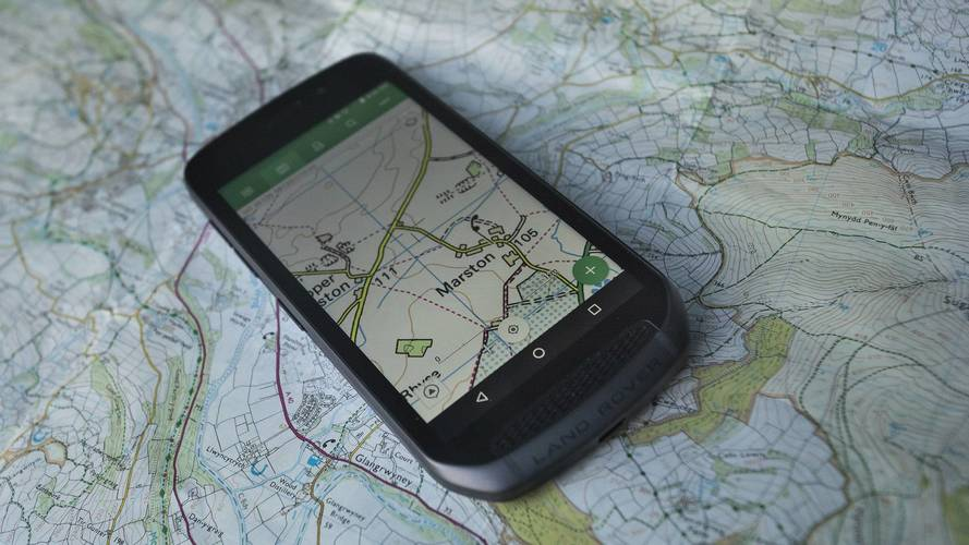 The Land Rover Phone Is Here For Those Outdoorsy People