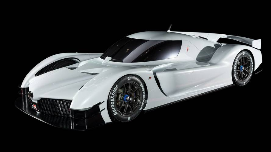 Toyota GR Super Sport Concept Breaks Cover With 986 HP