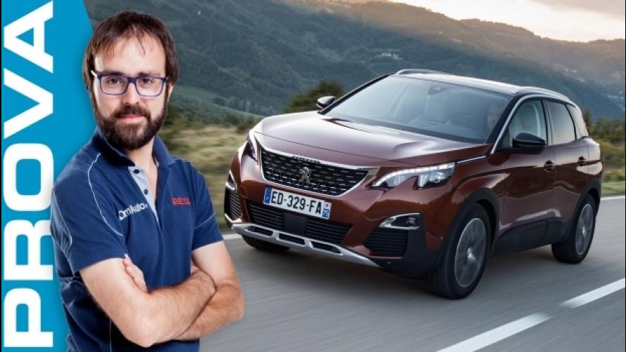 Nuova Peugeot 3008, avanti veloce [VIDEO]