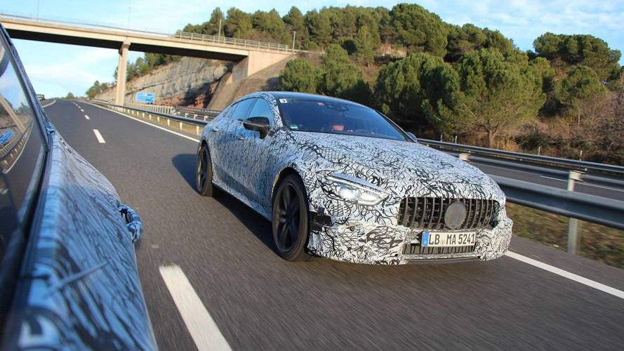 Mercedes-AMG GT Coupe Teaser