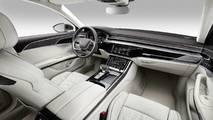 Audi A8 utastér