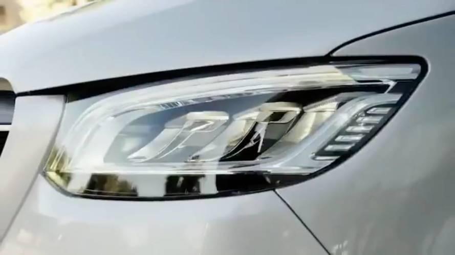 2019 Mercedes Sprinter Still Has Sliding Doors In Latest Teaser