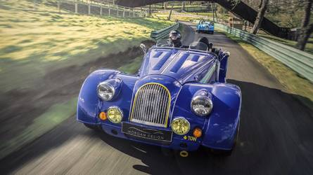 Morgan bids farewell to the normally aspirated V8