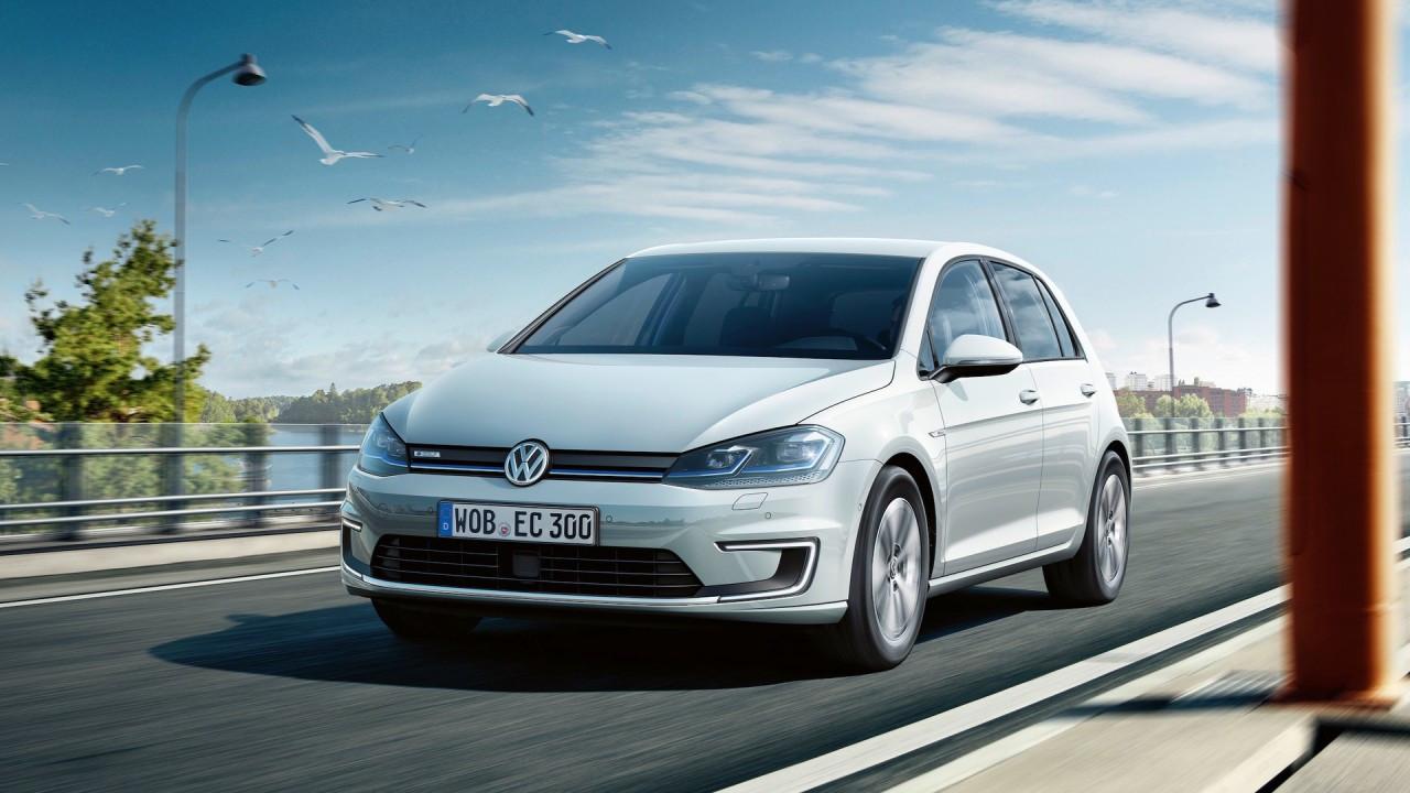 Volkswagen e-Golf restyling 001
