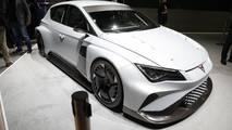 CUPRA e-Racer 2018 salón de Ginebra