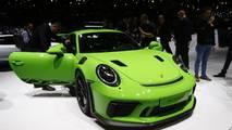 Porsche 911 GT3 RS at the 2018 Geneva motor show