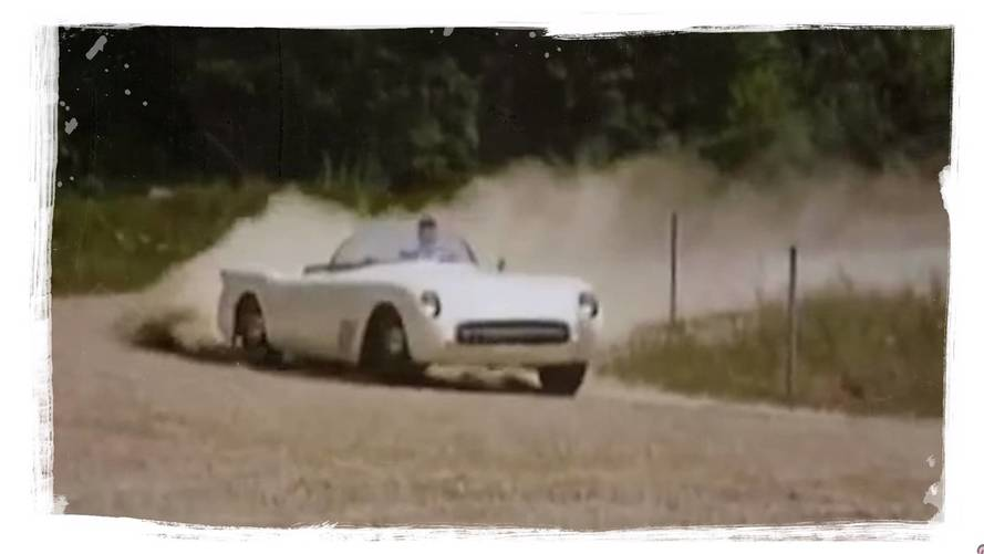 The History Of The Chevy Corvette Compressed Into 10-Minute Video