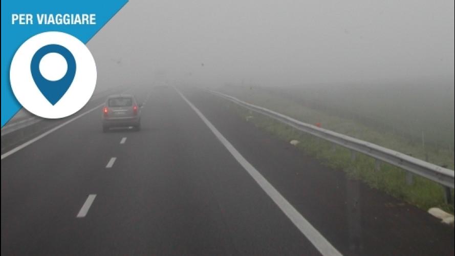 Viaggiare con la nebbia, 3 dritte