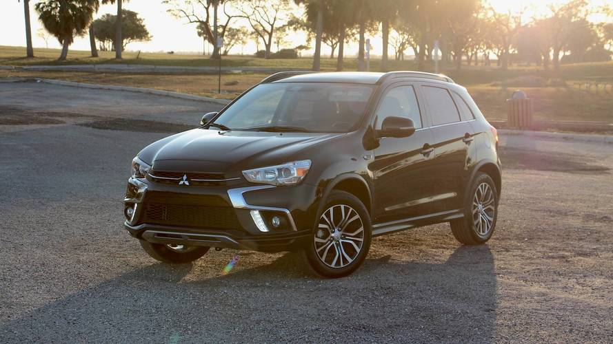 2018 Mitsubishi Outlander Sport Review: Cheap, Old, But Kinda Fun
