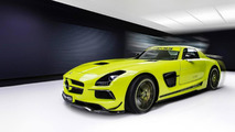 Mercedes SLS AMG Black Series by the AMG Performance Studio