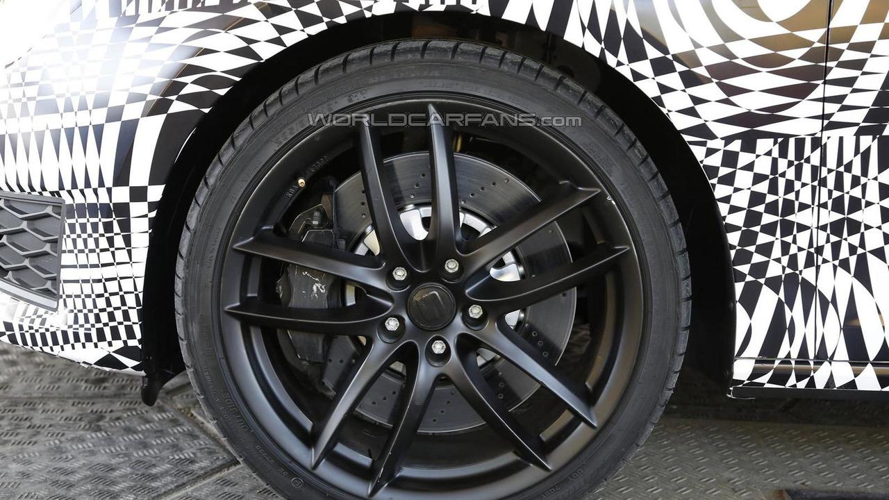 2014 Seat Leon Cupra prototype spied