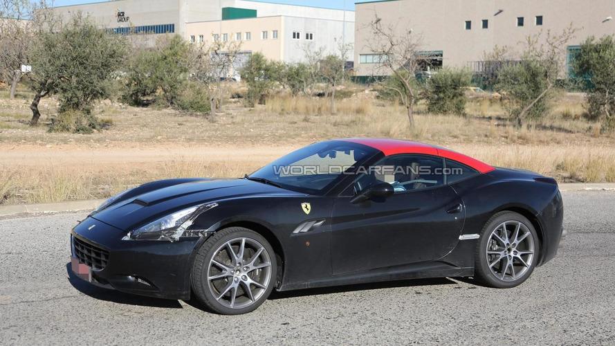 2015 Ferrari California to use an upgraded version of Maserati's twin-turbo 3.8-liter V8 - report