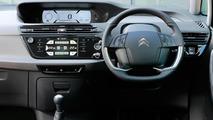 2014 Citroen C4 Picasso (UK-spec) 31.07.2013