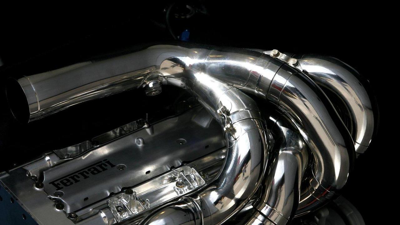 Scuderia Ferrari engine, Spainish Grand Prix, 19.05.2011