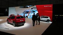 Le Peugeot 2008 se relooke pour Genève