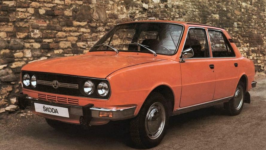 Soviet Bloc Cars Were Weird: Skoda 105/120