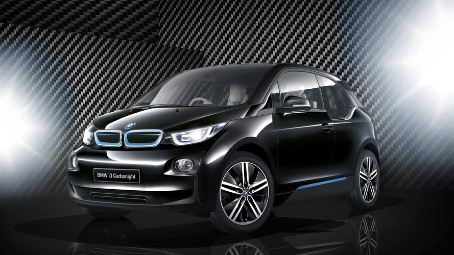 BMW celebrates centenary in Japan with i3 Carbonight