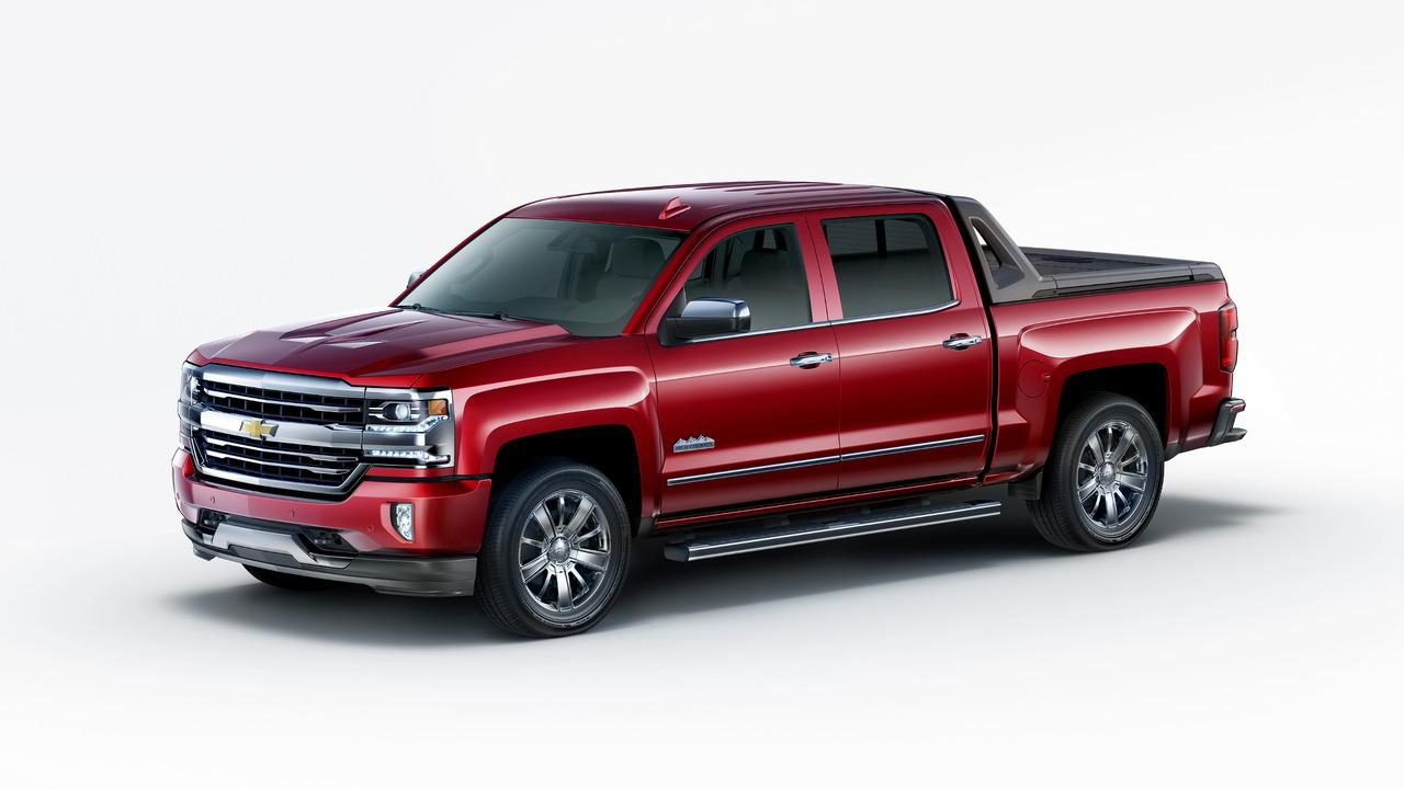 2017 Chevrolet Silverado High Desert