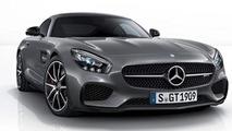 2015 Mercedes-AMG GT Edition 1