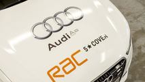 Audi A6 2.0 TDI ultra sets Guinness World Record after travelling in 14 countries without refueling