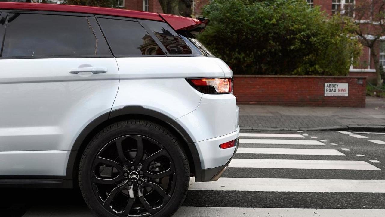 Range Rover Evoque NW8 Special Edition