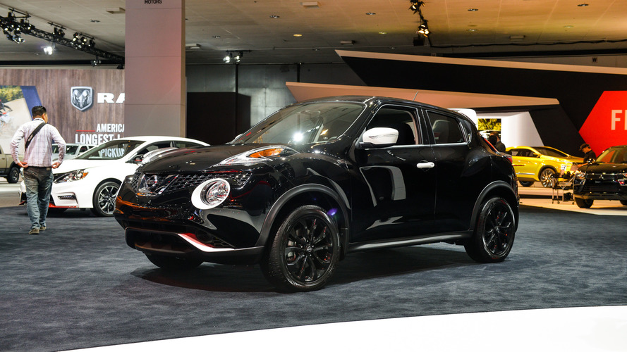 2017 Nissan Juke Black Pearl is a limited-run compact crossover