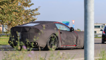 Ferrari F12 M Spy Photos