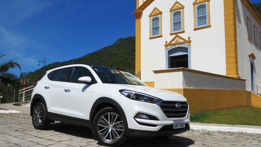 Hyundai New Tucson ganha reforço de equipamentos na linha 2018