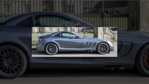 Mercedes-Benz SLR MSO McLaren